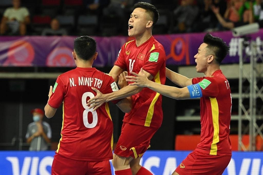 World Cup futsal 2021: Tuyển Việt Nam quyết thắng Panama, nuôi hi vọng đi tiếp - 1