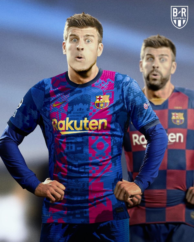 Barca và nỗi ám ảnh mang tên Bayern Munich. (Ảnh: Bleacher Reports)