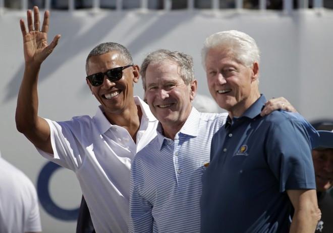 3 cựu tổng thống Hoa Kỳ bất ngờ tái xuất trong một dự án mới liên quan Afghanistan