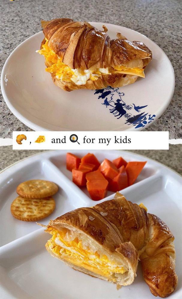 Tăng Thanh Hà khoe bữa sáng do con trai tự làm, thông minh còn chăm chỉ thế này bảo sao ai cũng yêu!-2