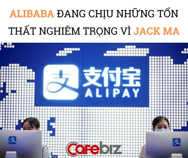 Xây 20 năm phá huỷ trong 1 giờ: Jack Ma khiến vốn hóa Alibaba bốc hơi 380 tỷ USD sau 1 năm, các mảng kinh doanh béo bở lần lượt bị cắt xé - Ảnh 2.