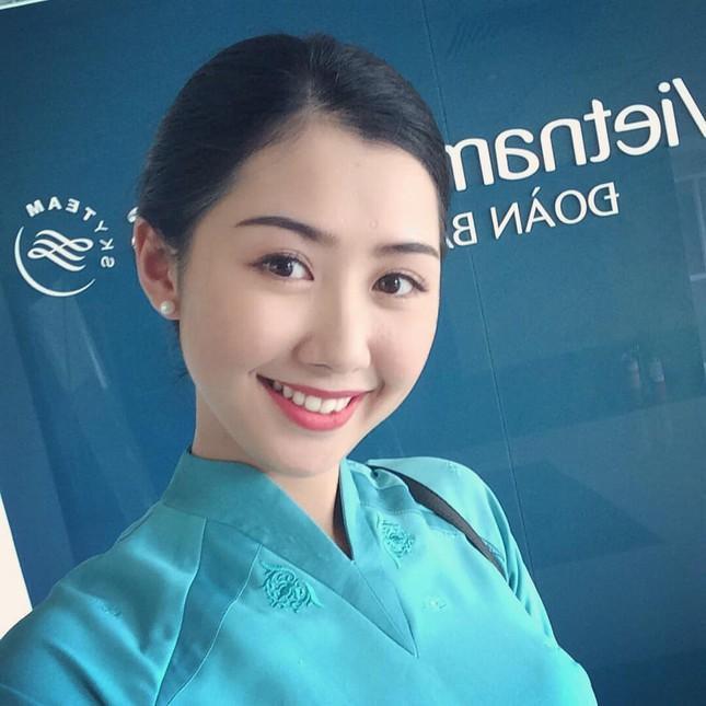 Hotgirl hàng không từng thi Hoa hậu Việt Nam tiết lộ áp lực công việc khi làm tiếp viên ảnh 3