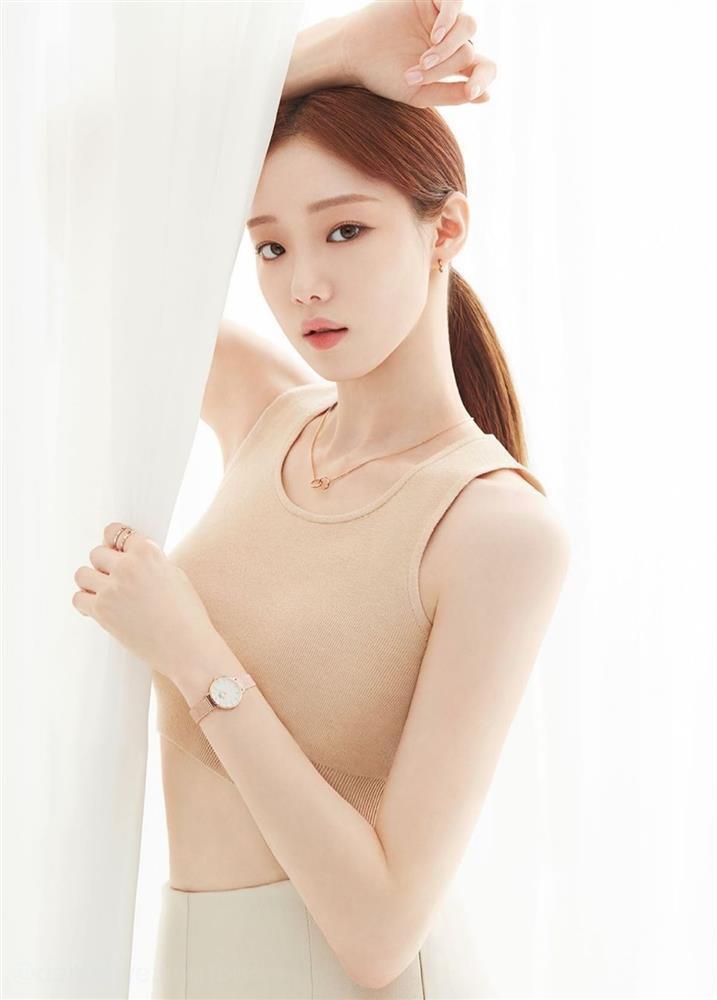 Quá khứ đẫm lệ của tiên nữ cử tạ Lee Sung Kyung-3
