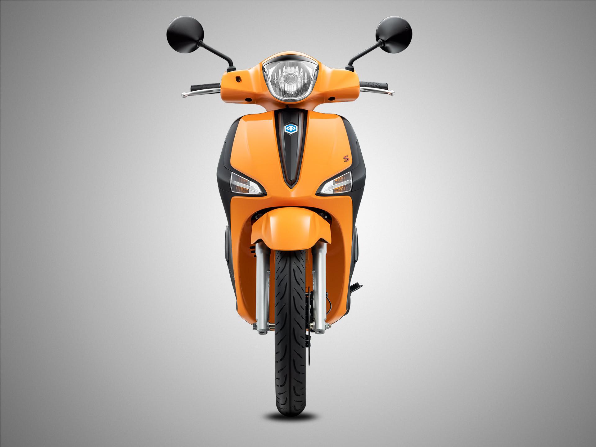 Xe Piaggio Liberty S 125 màu cam