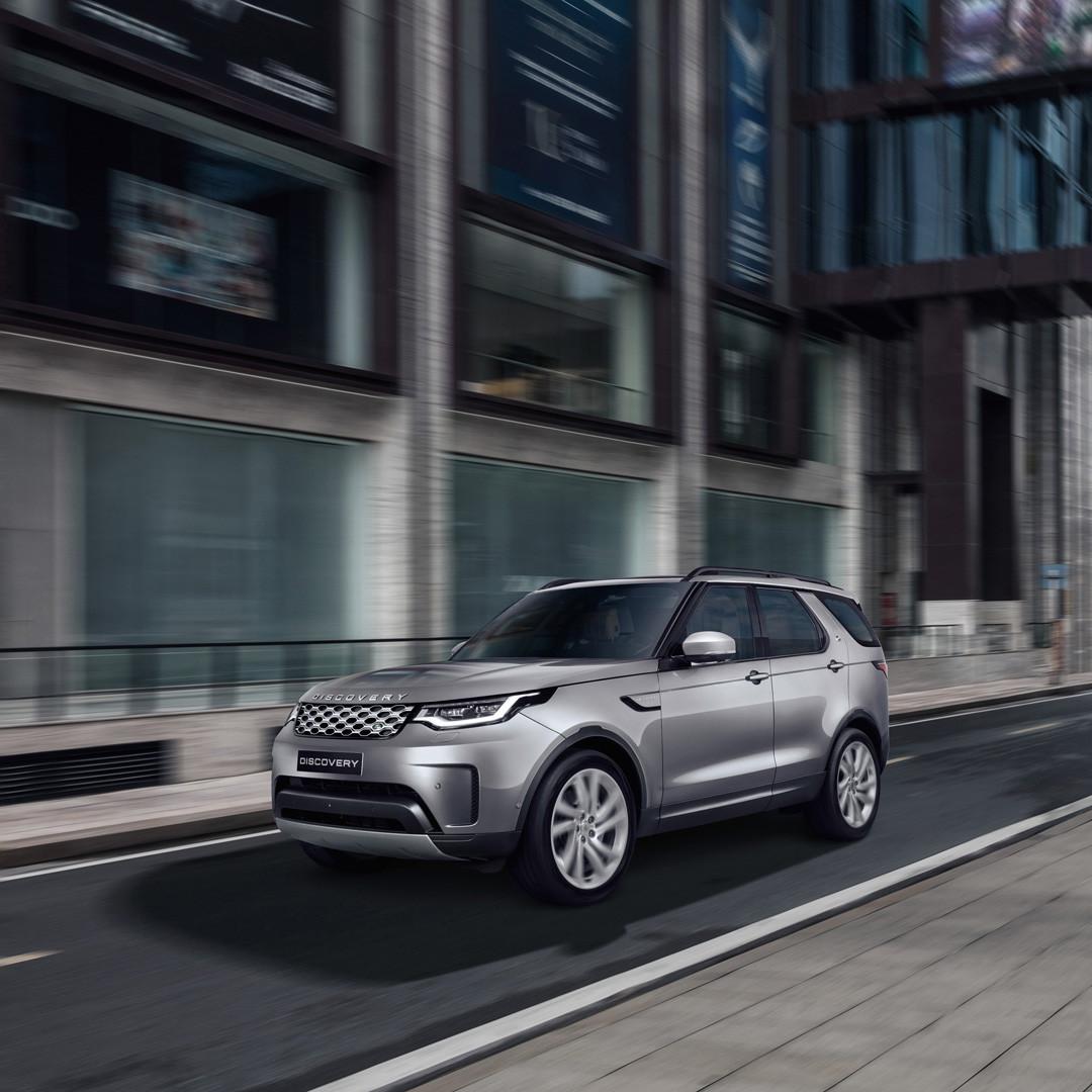 Land Rover Discovery mới được nâng cấp nhiều trang bị