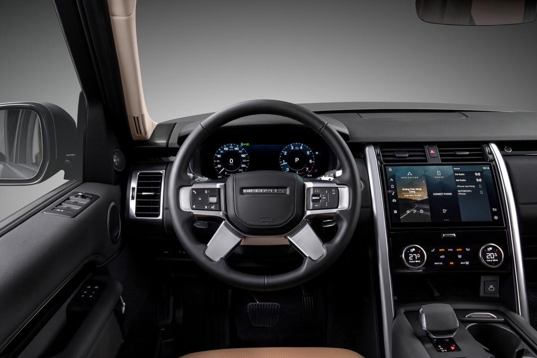 Vô lăng xe Land Rover Discovery mới