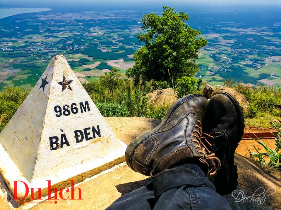 Chuyến săn mây cực thú trong hành trình chinh phục đỉnh núi Bà Đen - 2