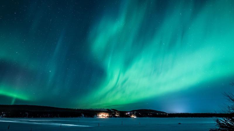 Khám phá vẻ đẹp độc nhất của khách sạn băng tuyết ở Thụy Điển - 6