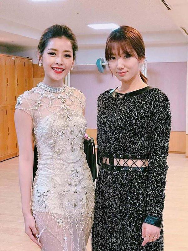 Chi Pu - Park Shin Hye