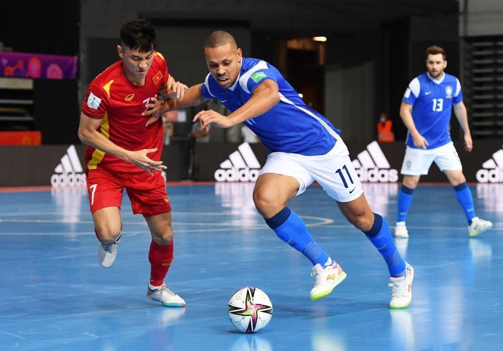 Chủ tịch VPF Trần Anh Tú: Panama rất mạnh, tuyển futsal Việt Nam không dễ thắng - 1