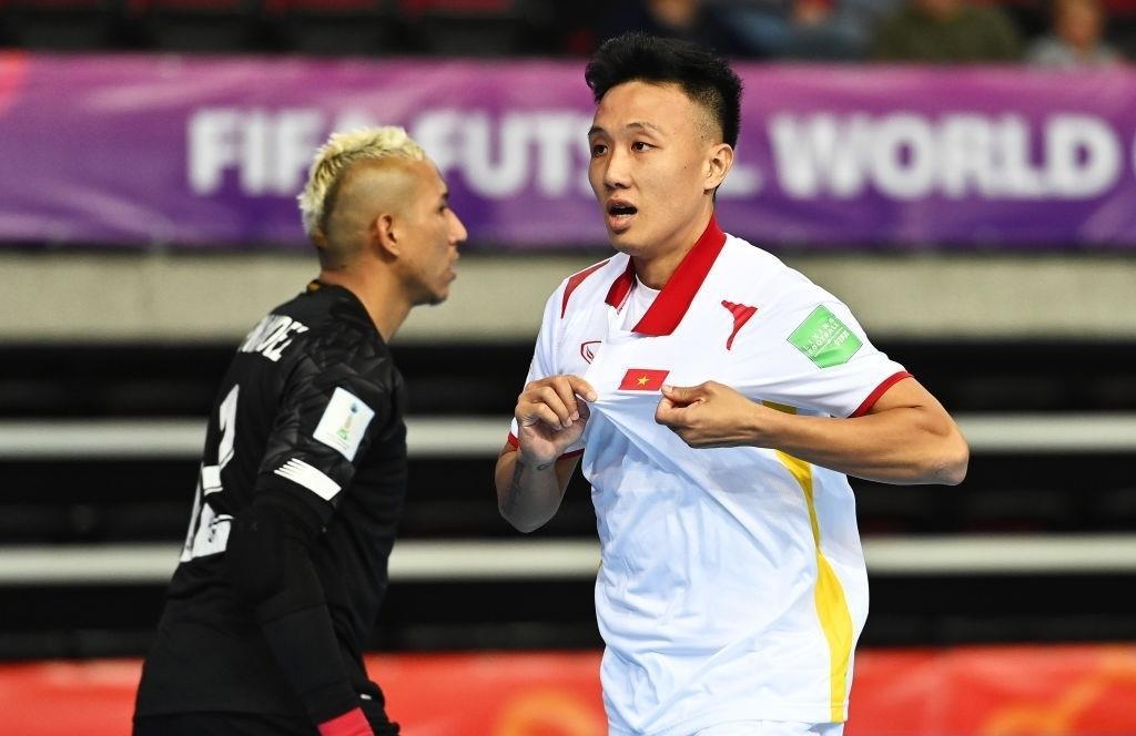 Đánh bại Panama, tuyển Việt Nam sáng cửa qua vòng bảng World Cup futsal 2021 - 1