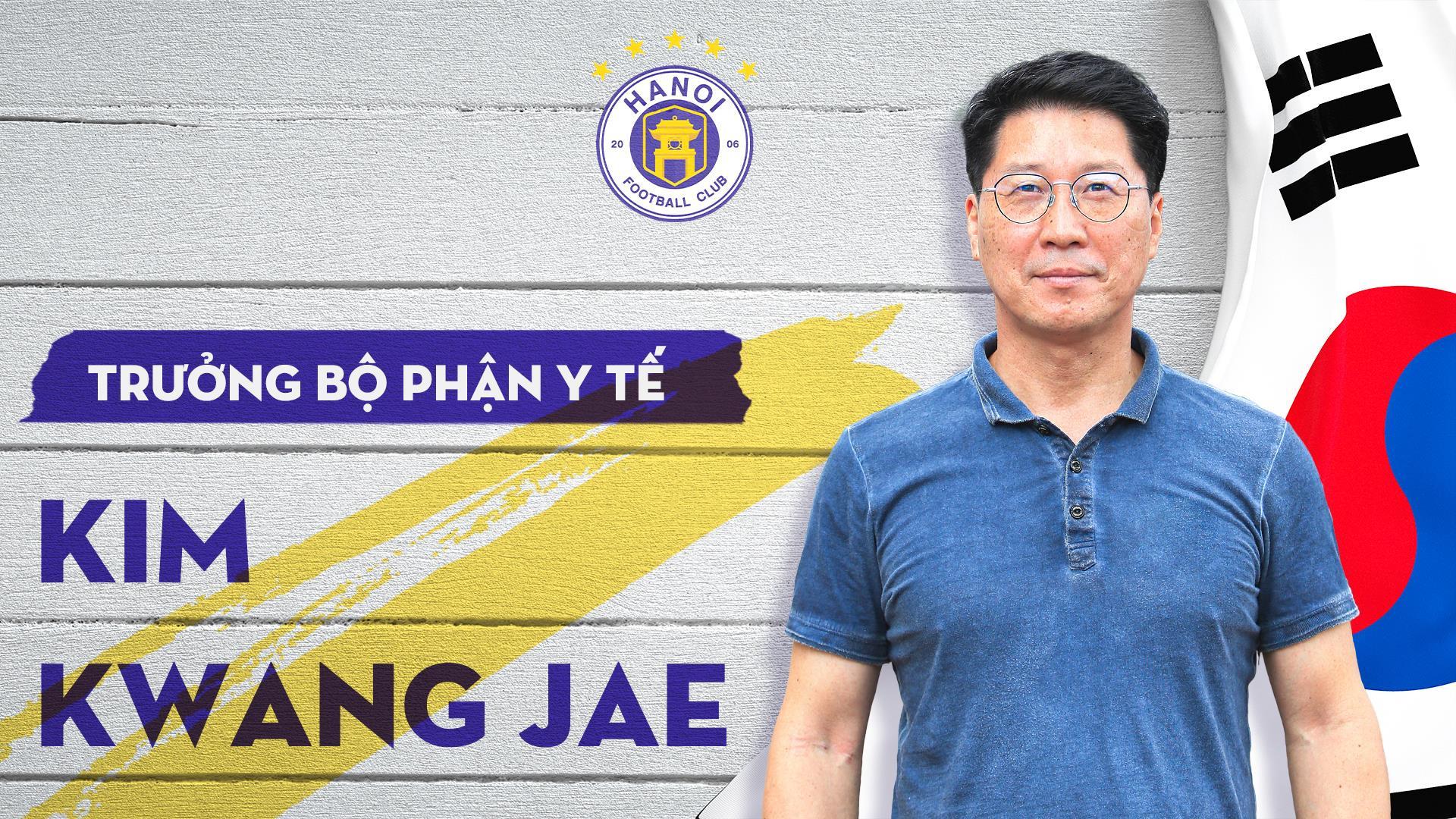 Giữa bão chấn thương, Hà Nội FC bổ nhiệm 'thần y' Hàn Quốc - 1