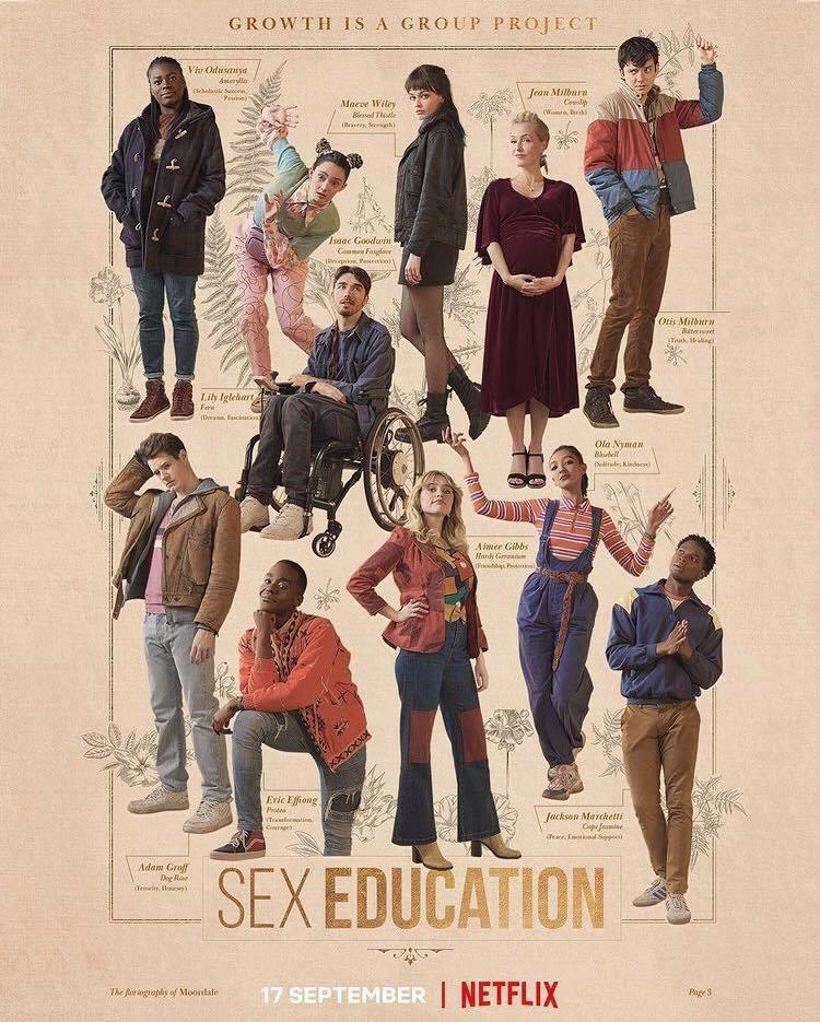 'Sex Education 3': Cái kết của những quý cô cậu thích 'chuyện ấy'