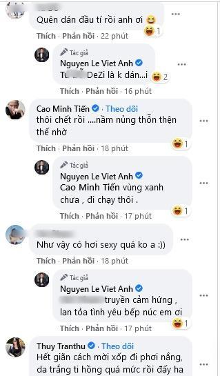 Việt Anh cởi trần vào bếp, lộ chuyện sống với Quỳnh Nga?-3