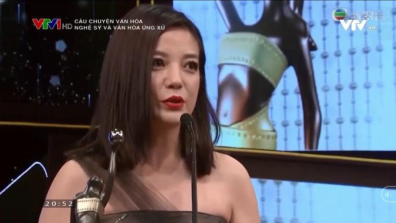Triệu Vy và loạt sao hạng A phốt tày trời lên sóng VTV1-5