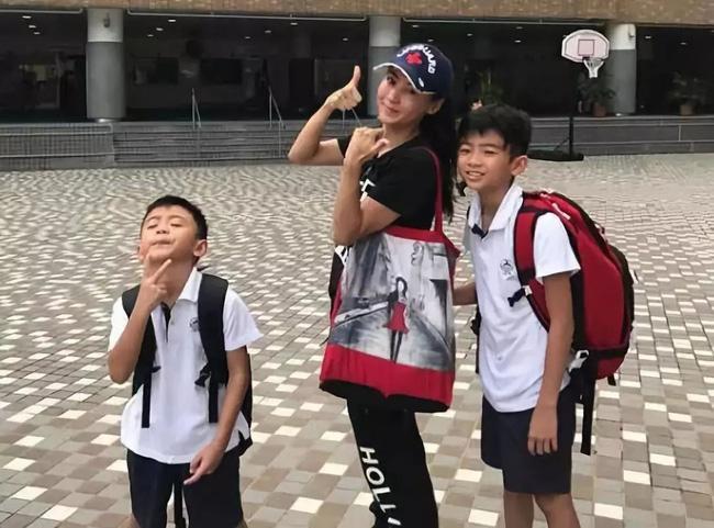Trương Bá Chi bôi nhọ Tạ Đình Phong, cố thể hiện người mẹ tốt?-5