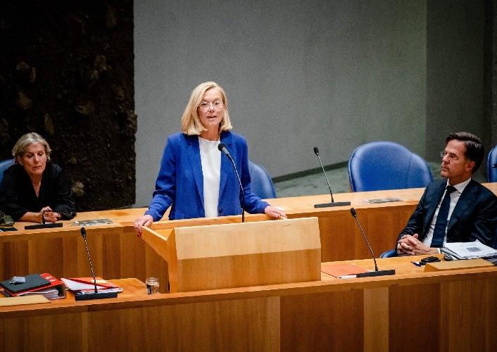 Ngoại trưởng Hà Lan từ chức, lý do lại là Afghanistan? (Nguồn: Digichat)