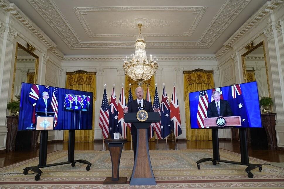 7 câu trả lời nói lên 'bản chất' của thỏa thuận Mỹ-Anh-Australia (AUKUS)