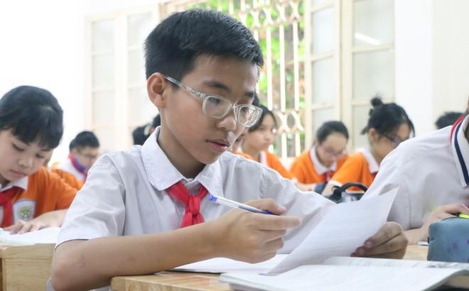 Tinh giản chương trình THCS và THPT, không yêu cầu học sinh thực hiện nội dung học tập nâng cao