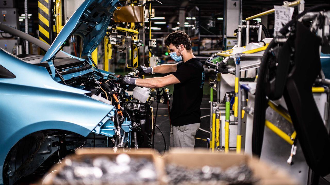 Sản xuất ô tô ở Mỹ