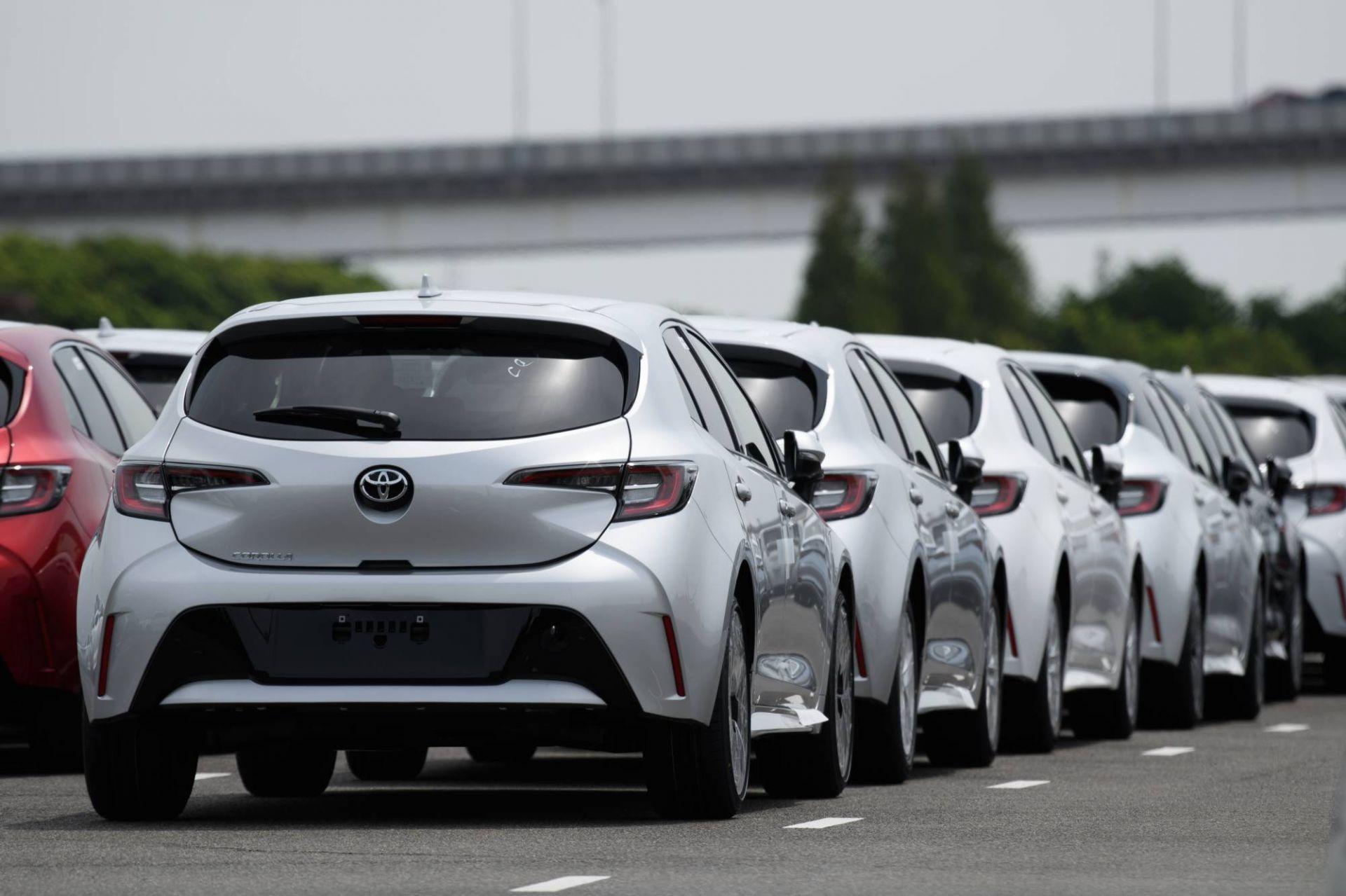Nhà máy Toyota