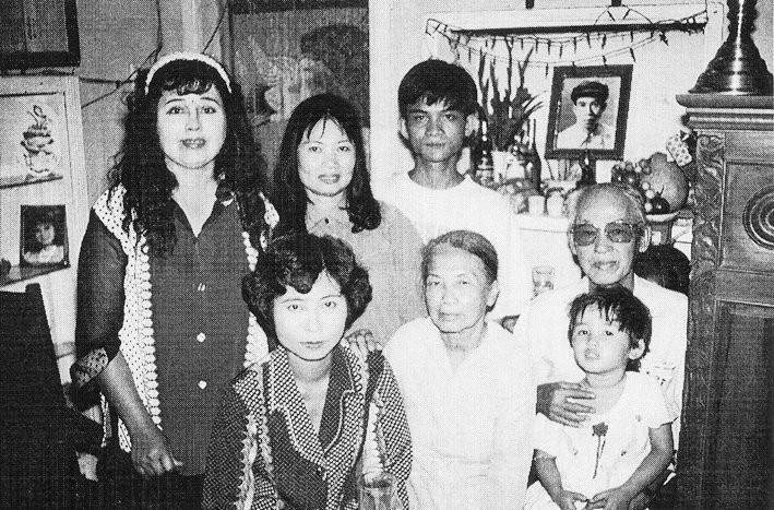 Kỉ niệm đáng nhớ với gia đình nhà thơ Nguyễn Bính - 1