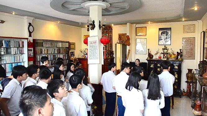 Kỉ niệm đáng nhớ với gia đình nhà thơ Nguyễn Bính - 5