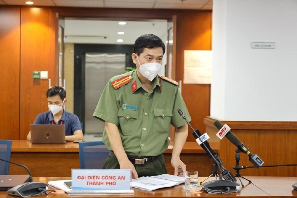Lực lượng quân đội tiếp tục hỗ trợ TP.HCM cho đến khi thắng dịch - 2