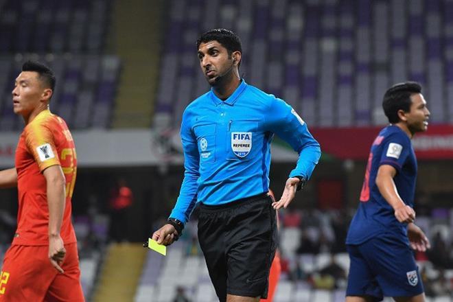 Trọng tài UAE điều khiển trận Trung Quốc vs Việt Nam vòng loại World Cup 2022 - 1