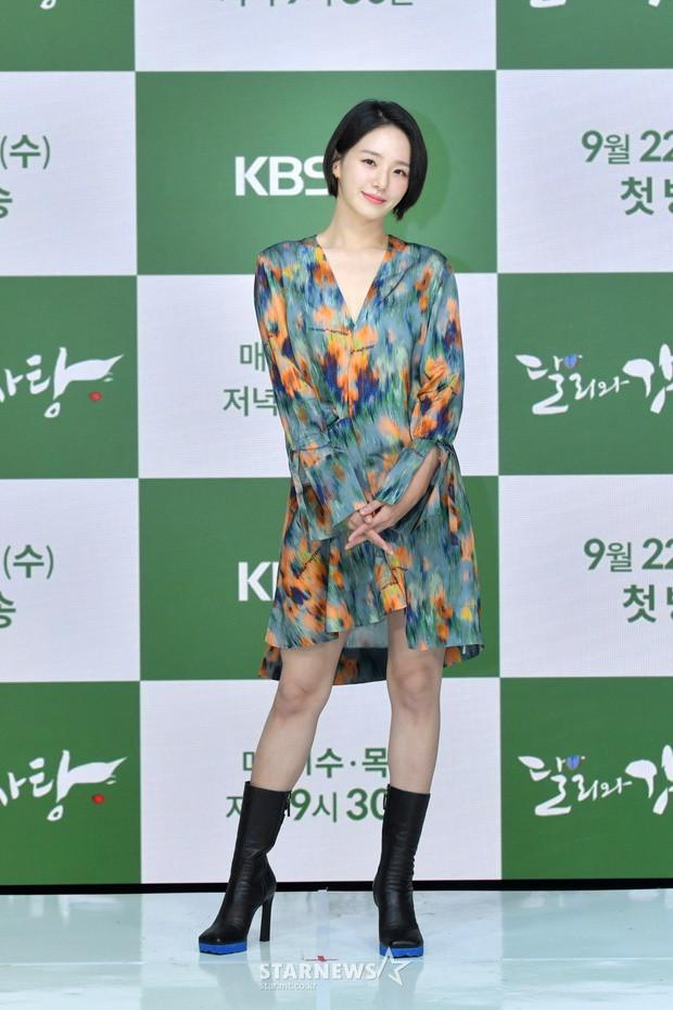 Yeon Woo hen ho Lee Min Ho anh 8