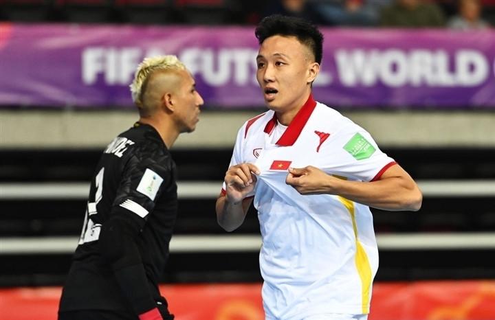 Minh Trí đi vào lịch sử futsal Việt Nam