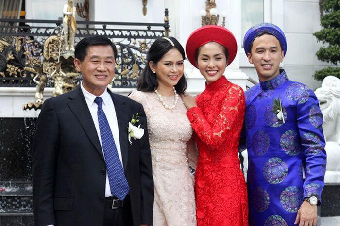 Mẹ chồng đã đẹp còn quyền lực của dàn mỹ nhân Việt-11