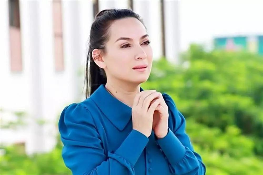 Dàn sao cầu an cho Phi Nhung trong ngày cúng Tổ nghiệp-6