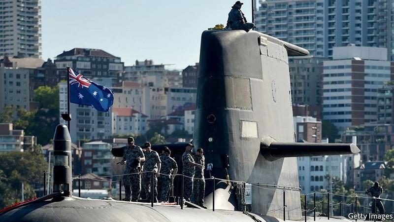 Australia trang bị tàu ngầm hạt nhân: Game changer hay chuyện thay đổi cuộc chơi!