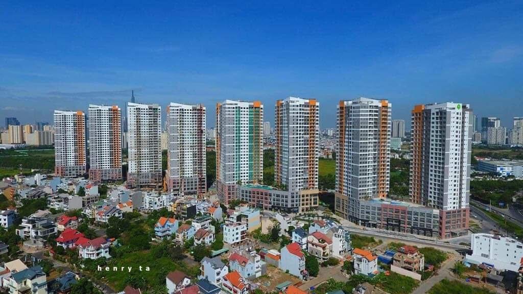 Bất động sản mới nhất: Chung cư TP Hồ Chí Minh. (Nguồn: NLĐ)