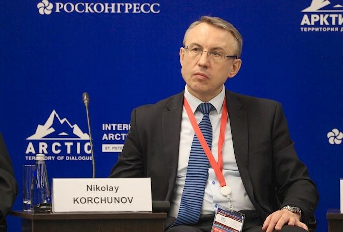 Quan chức cấp cao của Hội đồng Bắc Cực Nga Nikolai Korchunov. (Nguồn: Roscongress)