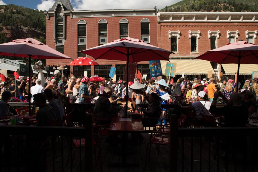 Một ngày ở lễ hội nấm Colorado - 7