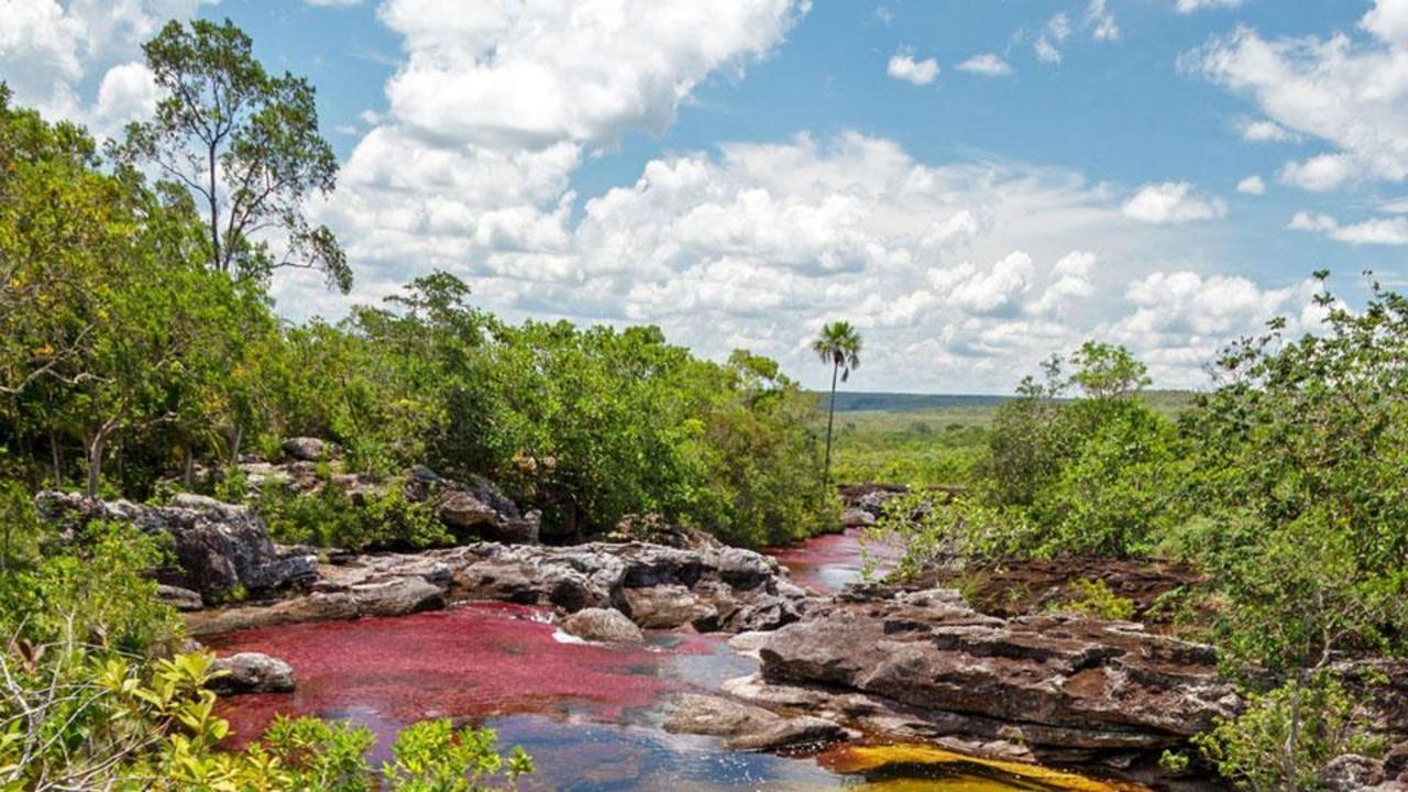 Sắc thái của một trong những dòng sông đẹp nhất thế giới - 2