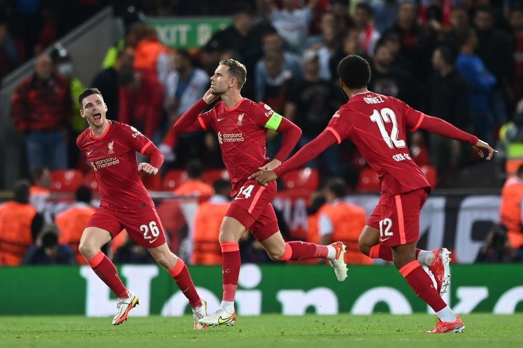 Nhận định bóng đá Liverpool vs Crystal Palace vòng 5 Ngoại Hạng Anh - 1