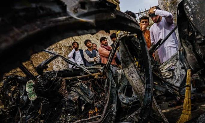 Hoa Kỳ lần đầu xin lỗi vụ không kích nhầm ở Kabul
