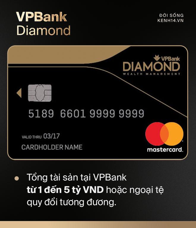 Muốn trở thành VIP của các ngân hàng, cần số dư tài khoản bao nhiêu? - Ảnh 5.