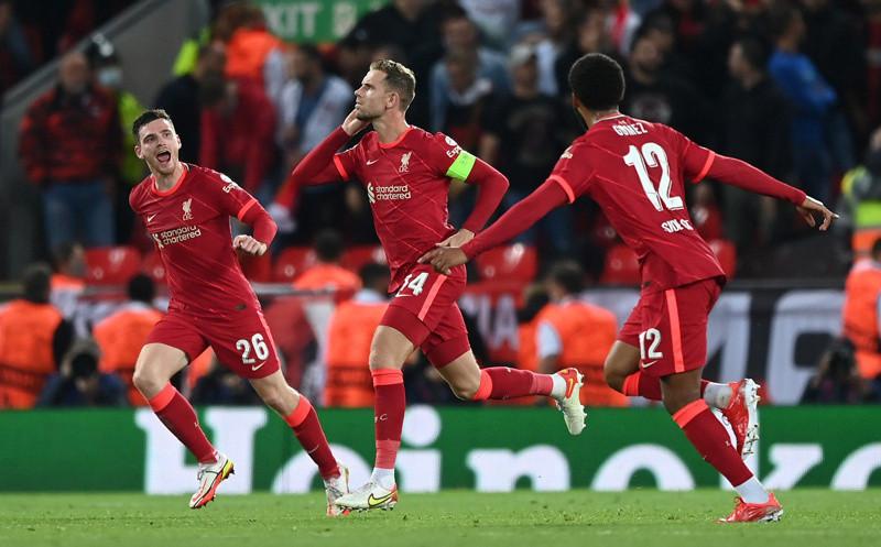 Liverpool vs Crystal Palace: Đàn áp đối thủ