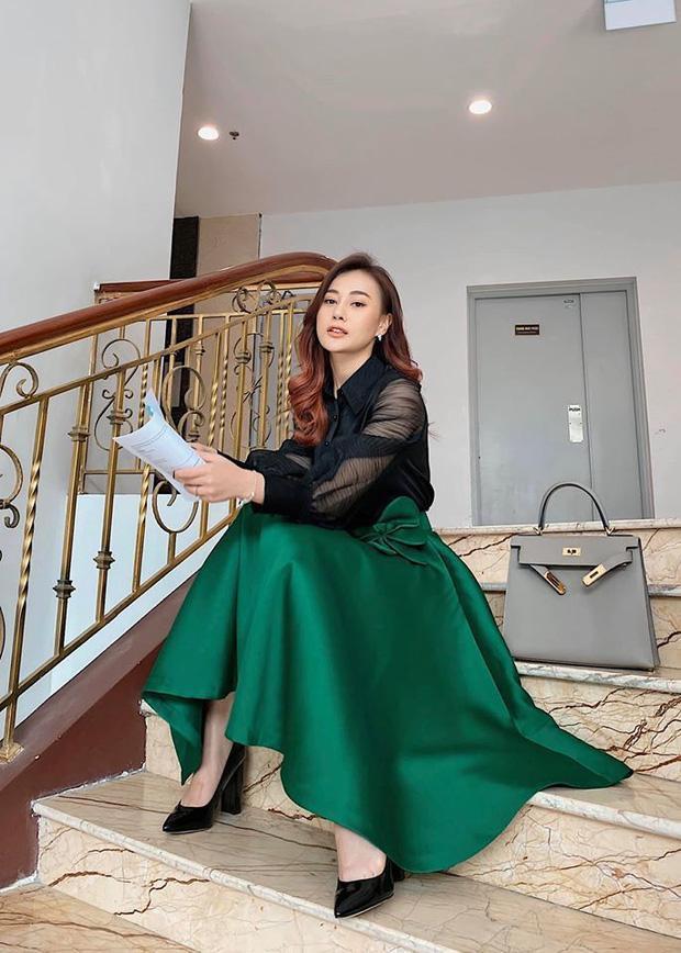 Trước Hương Vị Tình Thân, Phương Oanh từng lên sóng với loạt outfit rất ổn-1