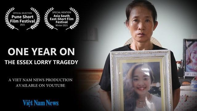 Phim về thảm án 39 người Việt trong container dự 3 LHP Quốc tế-1