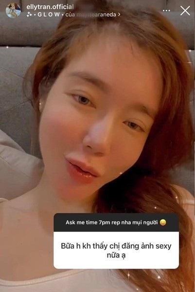 Elly Trần tiết lộ lý do tu thân, cai xả ảnh hở bạo trên mạng xã hội-3