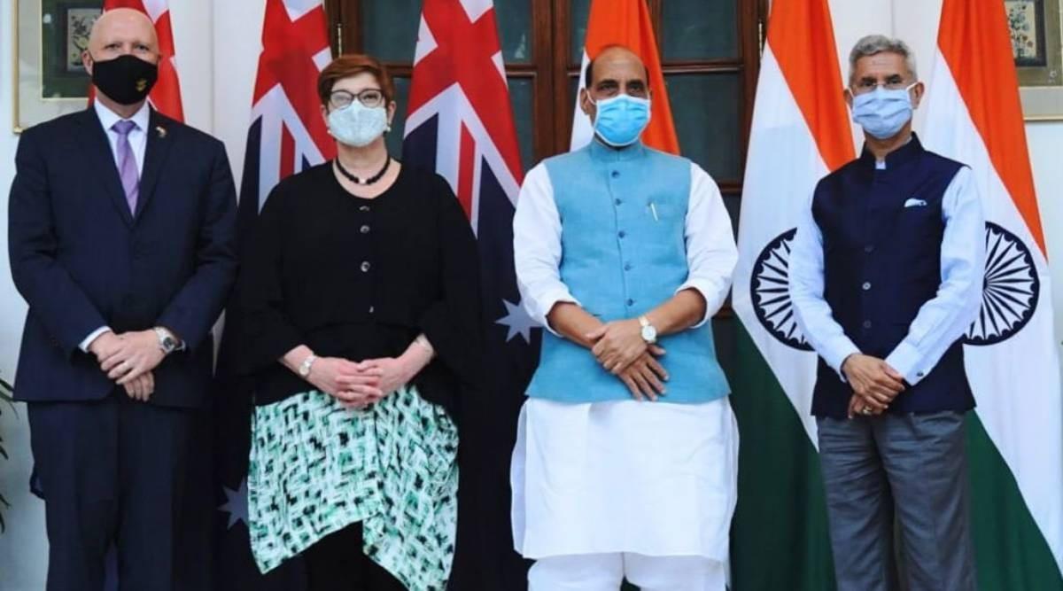 Ấn Độ-Australia: Quan hệ 'tụt dốc' với Trung Quốc và sự hội tụ lợi ích chiến lược