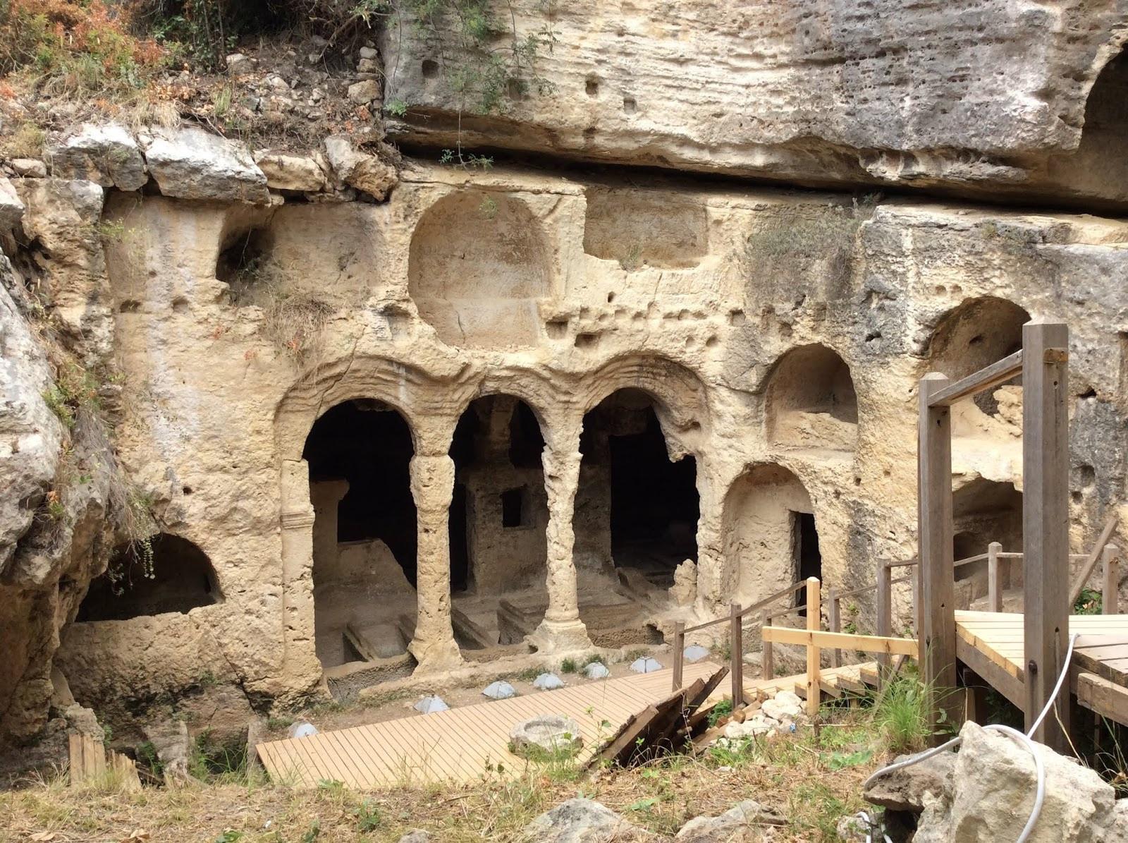 Kỳ quan ngăn nước lũ 2000 năm trước ở Thổ Nhĩ Kỳ - 6