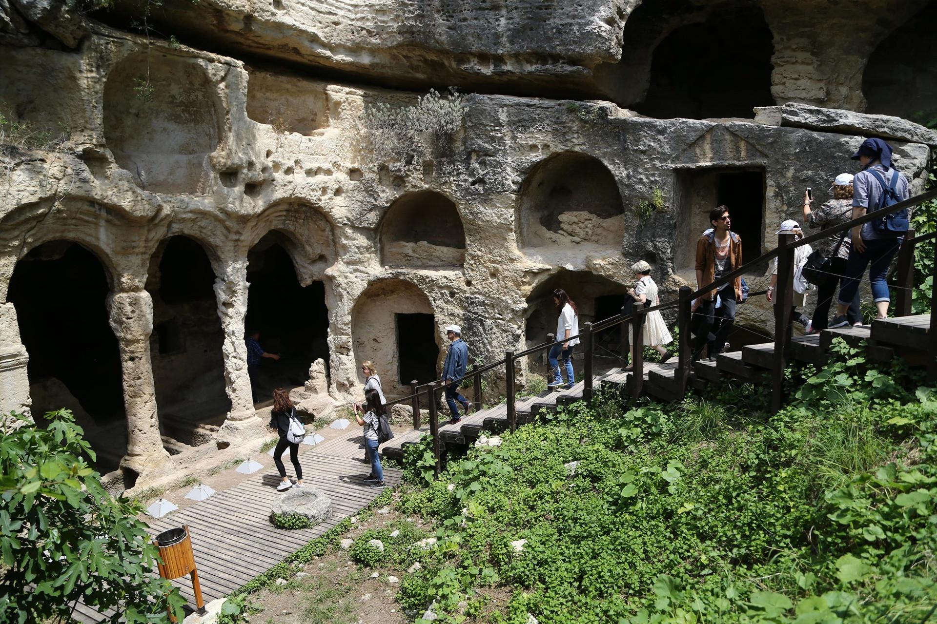 Kỳ quan ngăn nước lũ 2000 năm trước ở Thổ Nhĩ Kỳ - 2