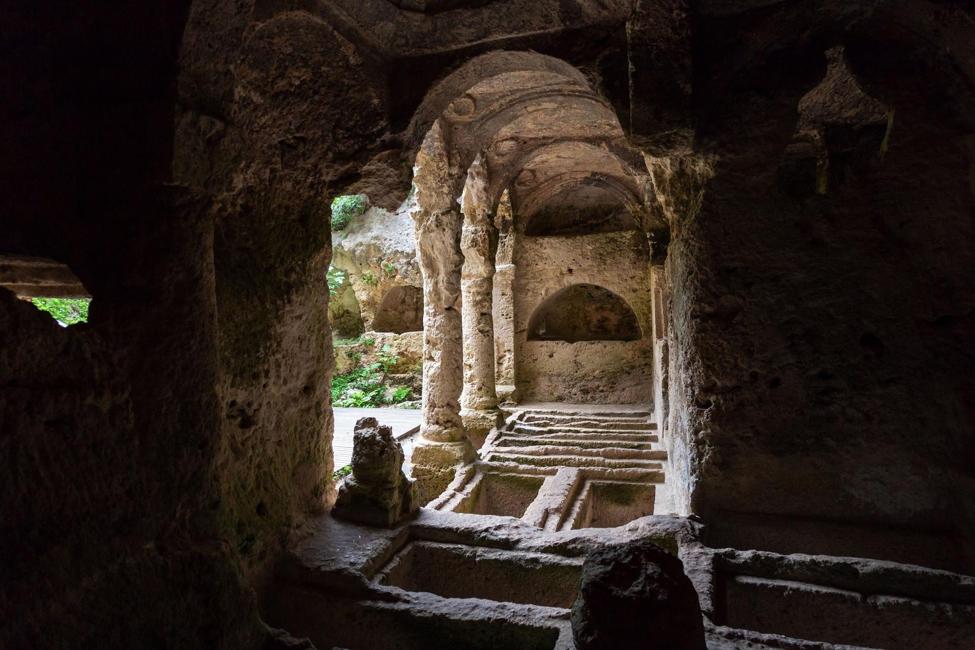 Kỳ quan ngăn nước lũ 2000 năm trước ở Thổ Nhĩ Kỳ - 5