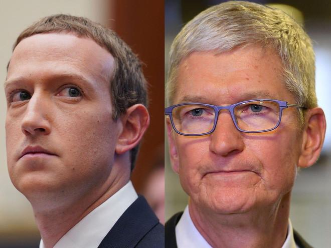 Apple đe dọa xóa Facebook khỏi App Store - Ảnh 1.